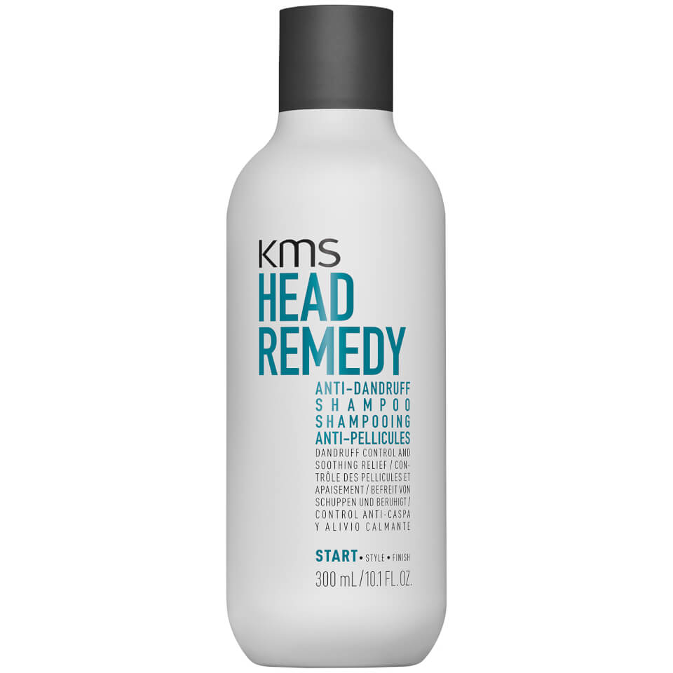 KMS Head Remedy Dandruff Shampoo 300ml