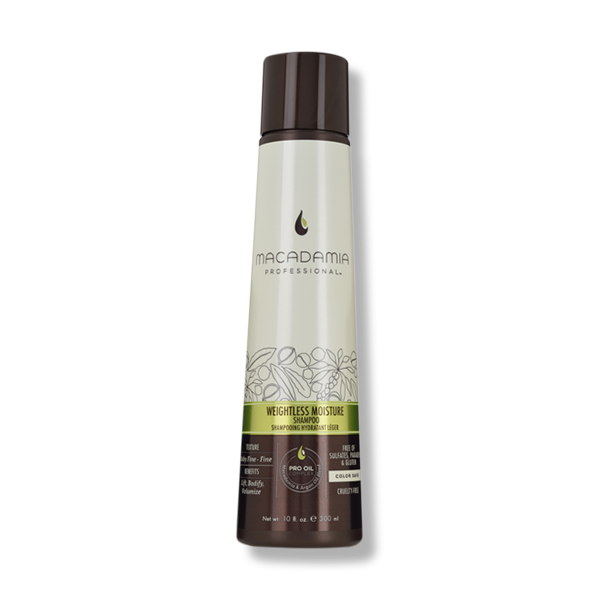 Macadamia Professional Weightless Moisture Shampoo-Macadamia Professional-Beautopia Hair & Beauty