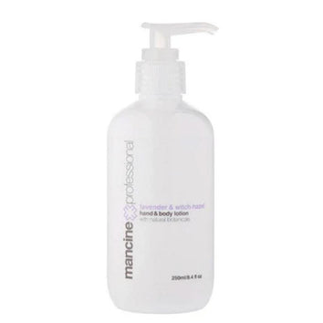 Mancine Hand & Body Lotion Lavender & Witch Hazel 250ml