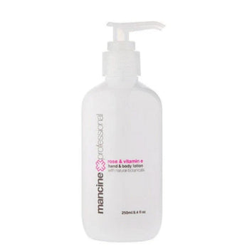 Mancine Hand & Body Lotion Rose & Vitamin E 250ml