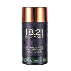 18.21 Man Made Spiced Vanilla Deodorant Stick