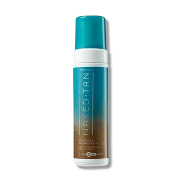 Naked Tan Tanned Bronzing Mousse - 180ml-Naked Tan-Beautopia Hair & Beauty
