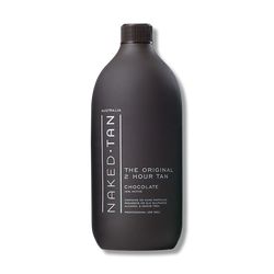 Naked Tan Chocolate 2 Hour Tan Solution - 1L-Naked Tan-Beautopia Hair & Beauty
