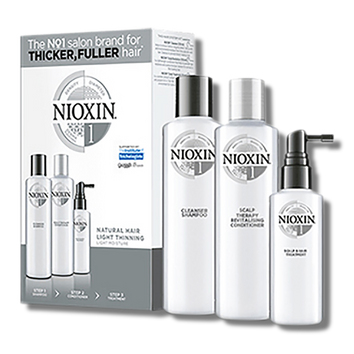 Nioxin System 1 Trial Kit-Nioxin-Beautopia Hair & Beauty