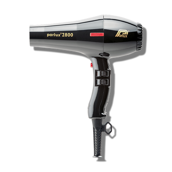 Parlux 2800 SuperTurbo Hair Dryer - Black-Parlux-Beautopia Hair & Beauty