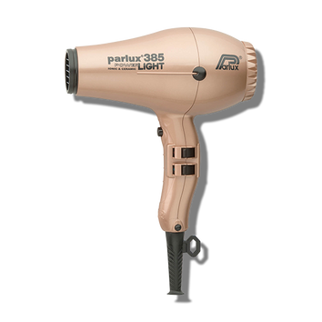 Parlux 385 Power Light Ceramic & Ionic Hair Dryer - Light Gold-Parlux-Beautopia Hair & Beauty