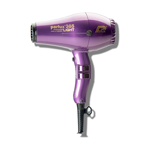 Parlux 385 Power Light Ceramic & Ionic Hair Dryer - Violet-Parlux-Beautopia Hair & Beauty
