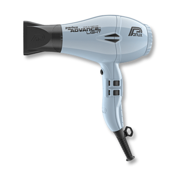 Parlux Advance Light Ionic & Ceramic Dryer - Ice Blue-Parlux-Beautopia Hair & Beauty