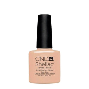 CND Shellac Gel Polish 7.3ml - Powder My Nose