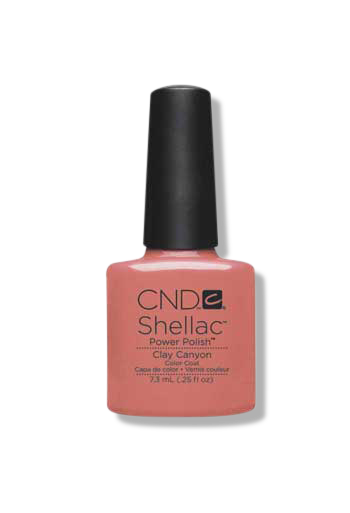 CND SHELLAC® Gel Polish 7.3ml - Clay Canyon