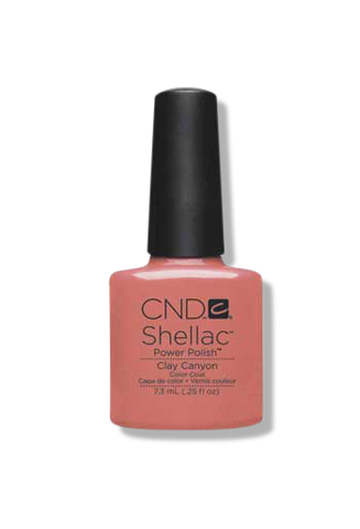 CND Shellac Gel Polish 7.3ml - Clay Canyon