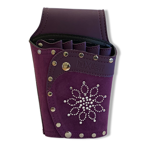 Purple Holster Scissor Case-Beautopia Hair & Beauty Supplies-Beautopia Hair & Beauty