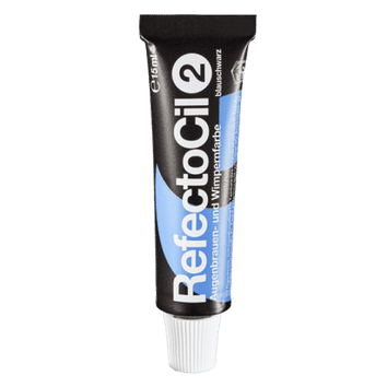 RefectoCil Eyelash & Eyebrow Tint - 2 Blue Black 15ml-RefectoCil-Beautopia Hair & Beauty
