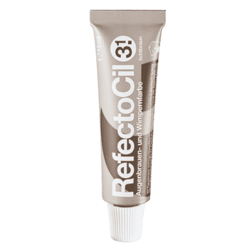 RefectoCil Eyelash & Eyebrow Tint - 3.1 Light Brown 15ml-RefectoCil-Beautopia Hair & Beauty