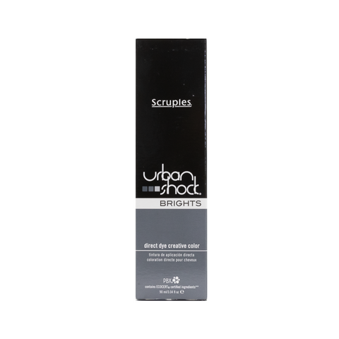 Scruples Urban Shock Brights Charcoal Silver 90ml