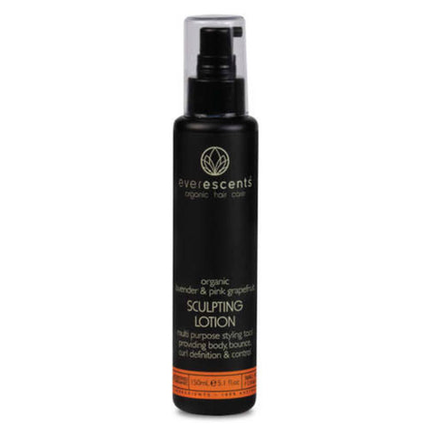 Everescents Organic Sculpting Lotion 150ml - Beautopia Hair & Beauty