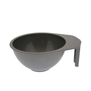 Tint Bowl Large Handle Grey - Beautopia Hair & Beauty
