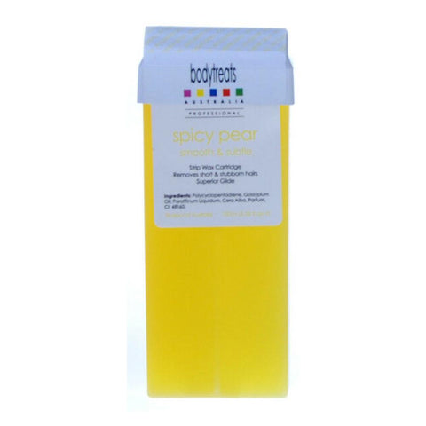 Bodytreats Wax Cartridge 100ml - Spicy Pear