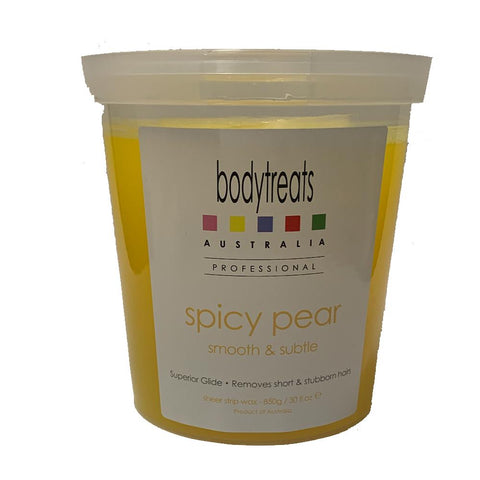 Bodytreats Strip Wax 850g - Spicy Pear