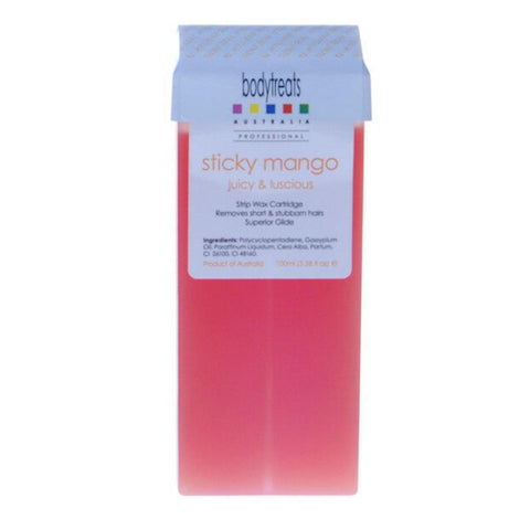Bodytreats Wax Cartridge 100ml - Sticky Mango