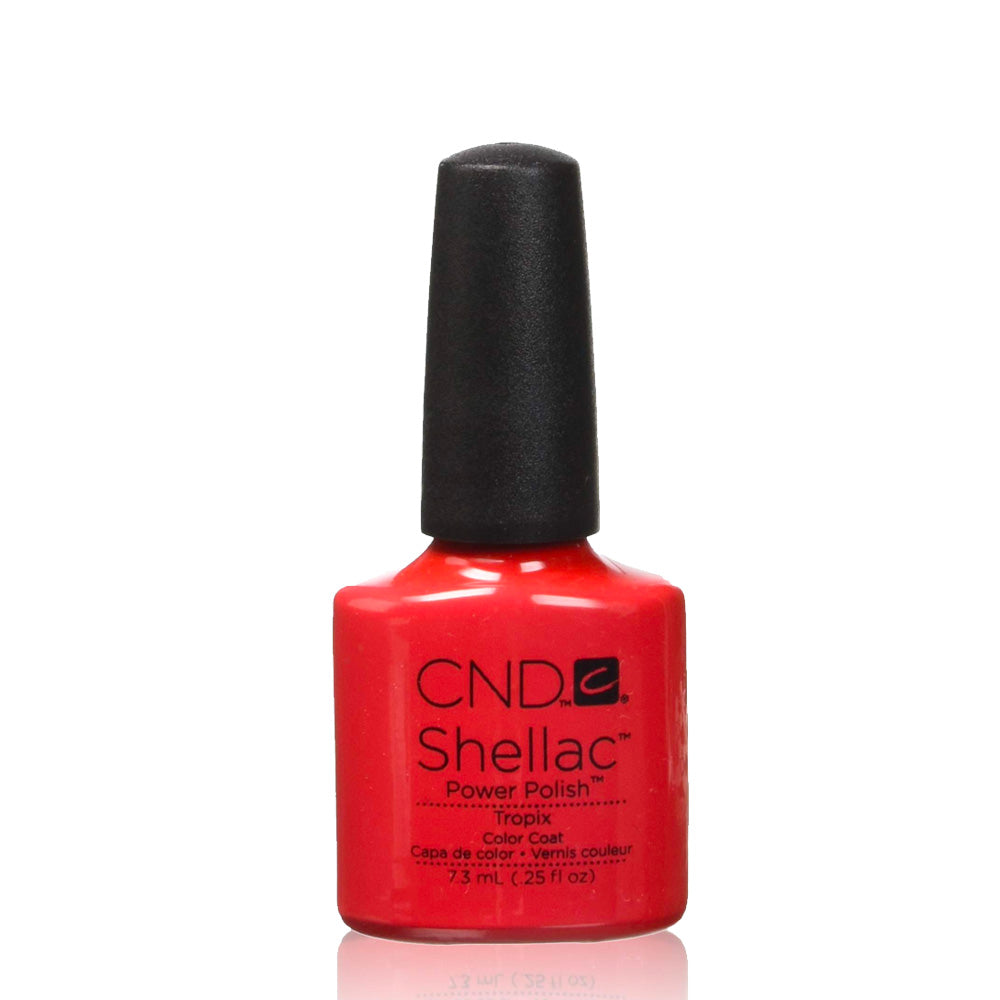 CND Shellac Gel Polish 7.3ml - Tropix