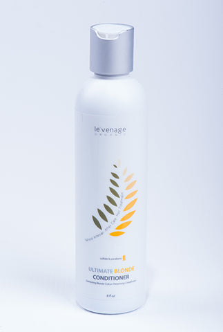 Le Venage Ultimate Blonde Conditioner 355ml-Le Venage-Beautopia Hair & Beauty