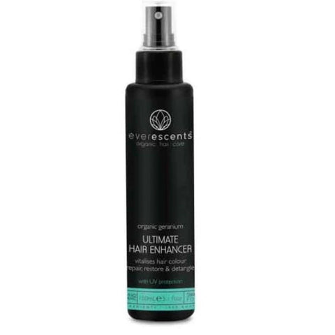 Everescents Organic Geranium Ultimate Hair Enhancer 150ml - Beautopia Hair & Beauty