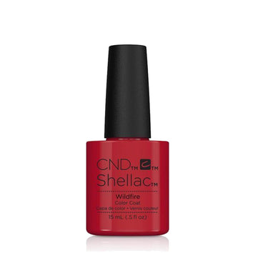 CND Shellac Gel Polish 7.3ml - Wildfire