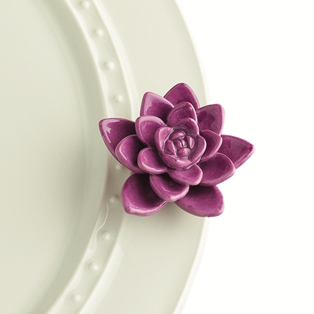 NF Purple Flower Mini