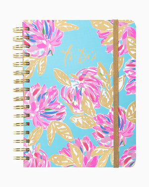 Lilly To Do Planner Totally Blossom