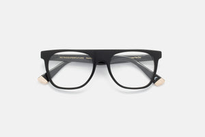 Flat Top - Nero Italian Acetate