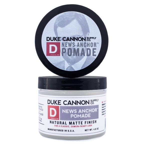 Duke Cannon - News Anchor Pomade