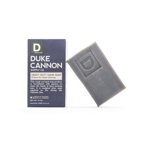Duke Cannon - Heavy Duty Hand Soap - The Sock Dudes