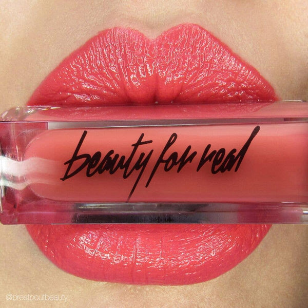 Beauty For Real - Tropicoral Lip Cream - The Sock Dudes