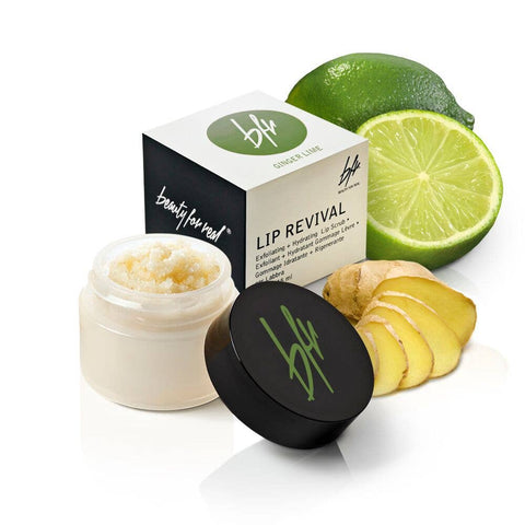 Beauty For Real - Ginger Lime Lip Scrub - The Sock Dudes