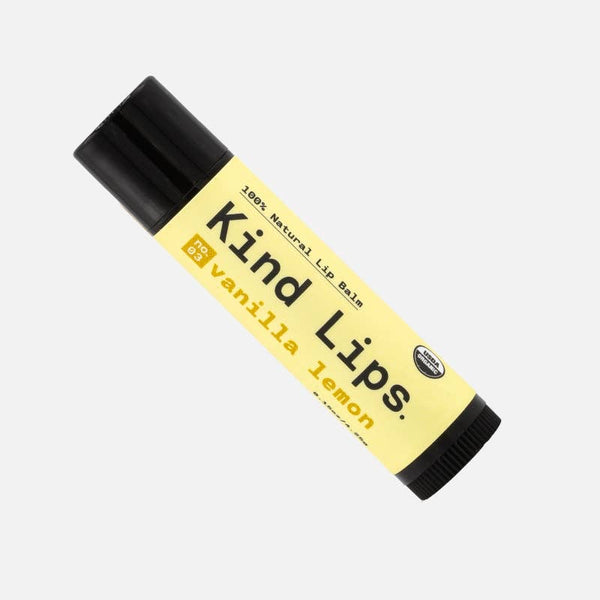 Kind Lips - Vanilla Lemon Lip Balm