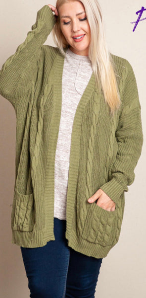 Doorbuster- Dancer Cardigan