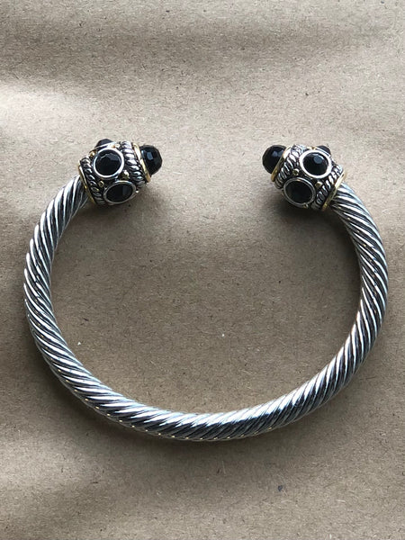 Paved Ball Cable Cuff