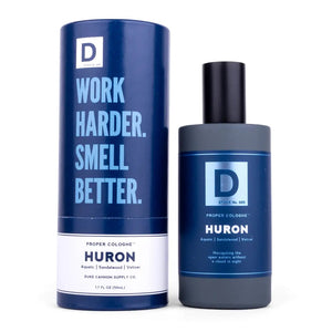 Duke Cannon Cologne- Huron