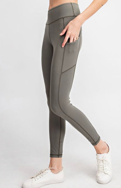 Curvy Butter Soft Leggings