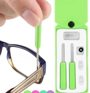Handy Eyeglass Repair Kit