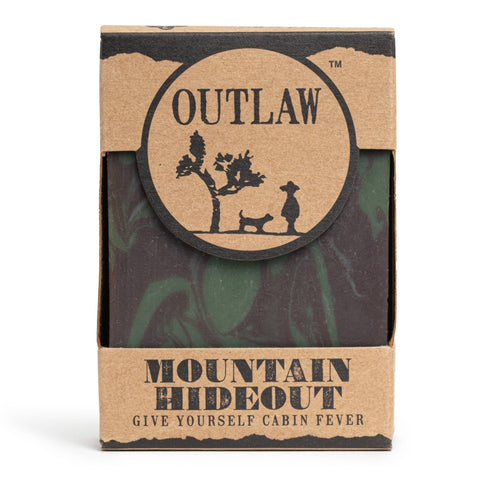 The Mountain Hideout Handmade Bar Soap