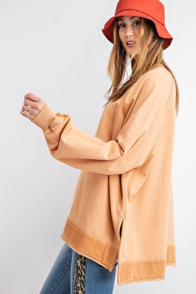 Peachy Keen Sweatshirt