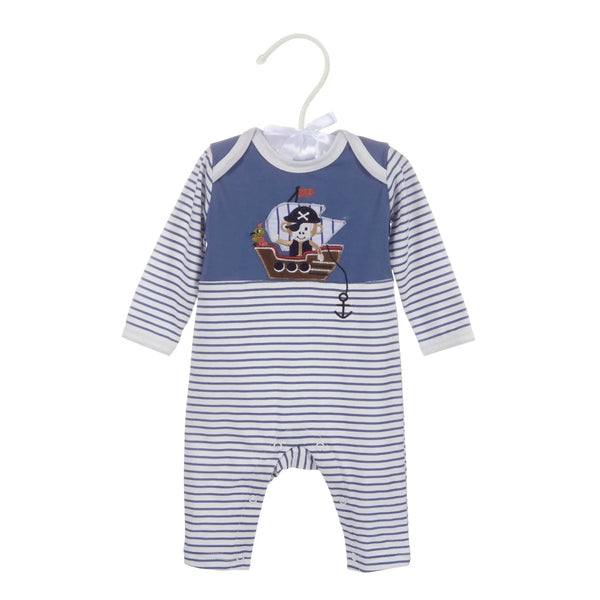 Pete The Pirate Monkey Playsuit