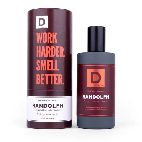 Duke Cannon Cologne- Randolph
