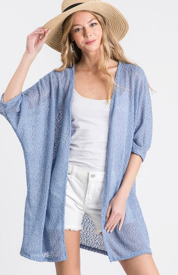 Feel It In The Air Cardi