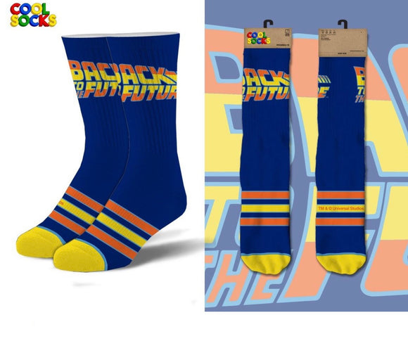 Back To The Future - The Sock Dudes