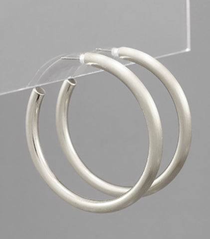 50MM Open Hoops