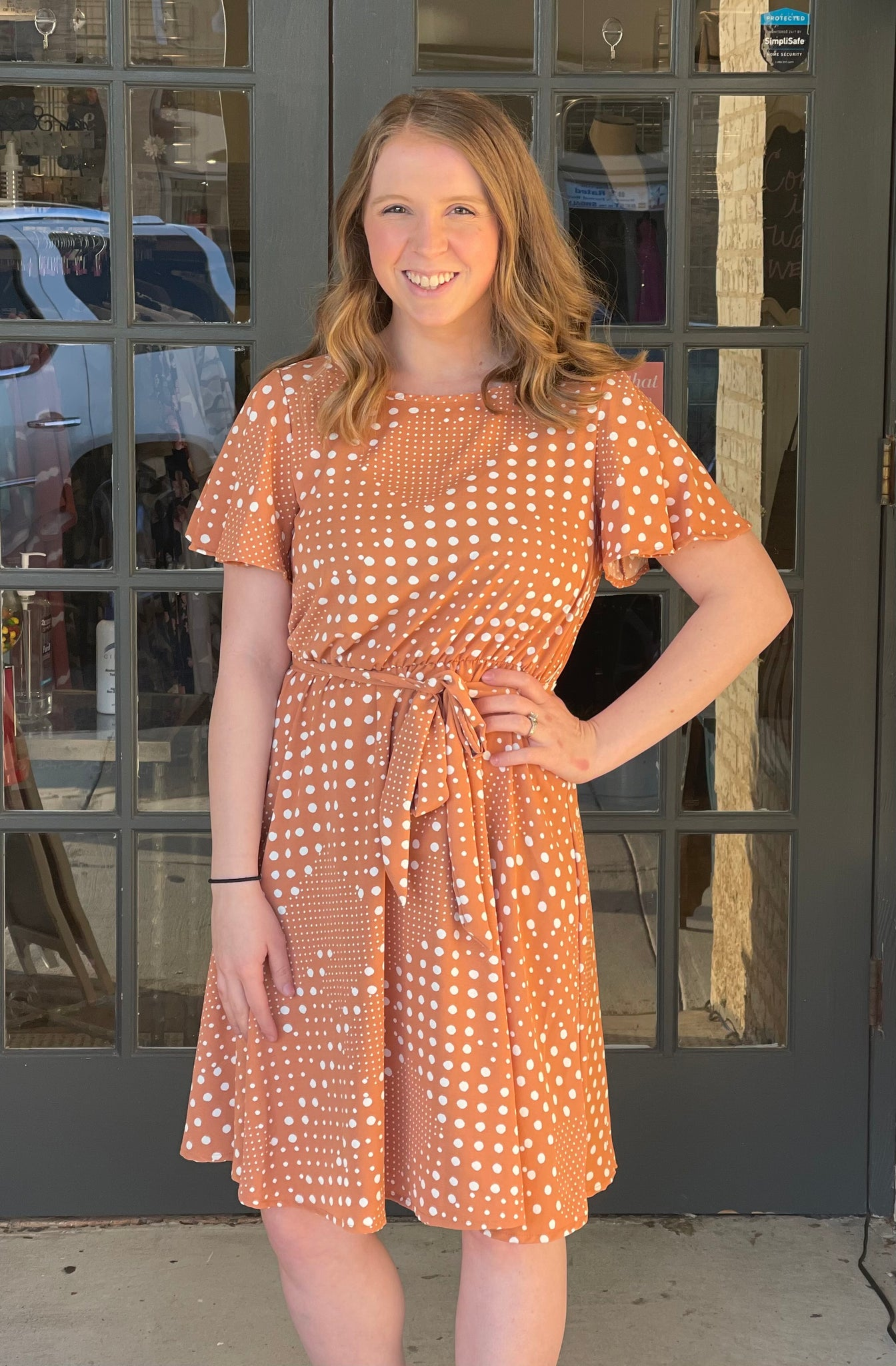 The Kaity Dress