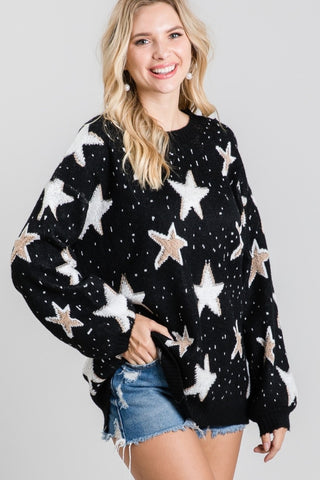 Constellations Sweater